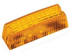 Lente Lanterna Baú Amarela
