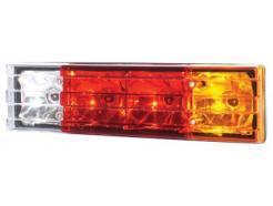 Lanterna Traseira Mercedes após 88 Metalizada