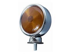 Lanterna Traseira Maria Aço Cromada
