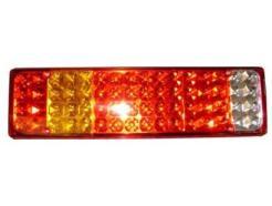 Lanterna Traseira com 64 Leds 24 Volts