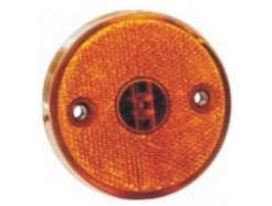 Lanterna Traseira Aspock LED Redonda