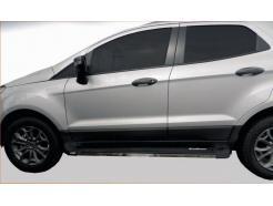 Estribo Plataforma Ecosport com Detalhe Cromado