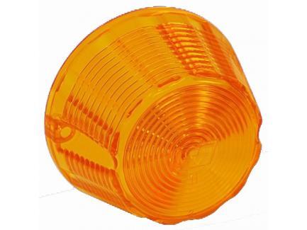 Lente Lanterna Pudim Amarela